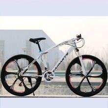 Rower górski 24 Cal 26 Cal zmienna prędkość rower podwójny hamulec tarczowy amortyzacja 30 prędkości pojazd terenowy na zewnątrz
