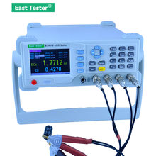 Настольный настольный тестер ET4501/ET4502/ET4510 LRC, измеритель емкости, сопротивления, импеданса, индуктивности