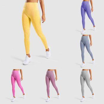 Female Fitness Hot Sale Women High Waist For Popular Exercise Leggings Leggings Seamless 1PC High Quality Women Leggings цена 2017