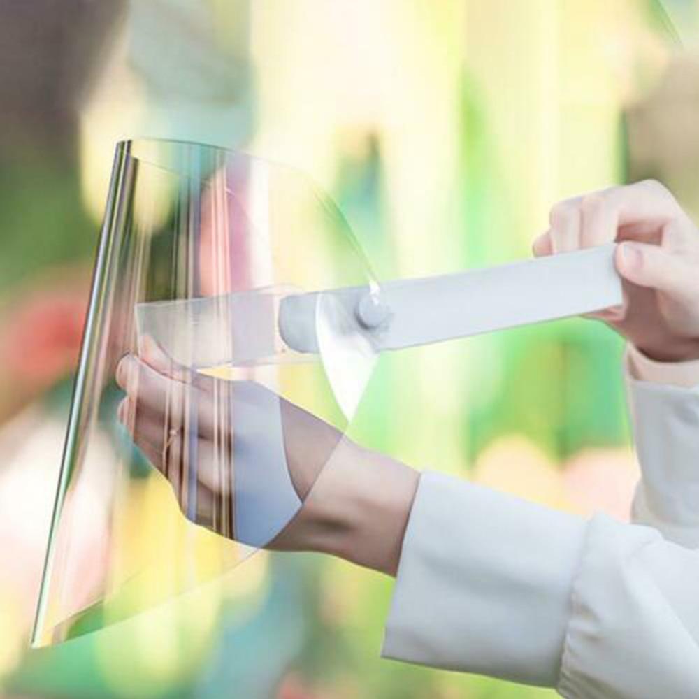 protetor de rosto capa protetora transparente rosto 03
