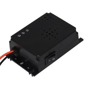 Electronic Ultrasonic Vehicle