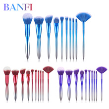 10pcs/set Makeup Brushes Set Cosmetic Make up Powder Foundation Eyeshadow Eyeliner Lip Brush Tool beauty
