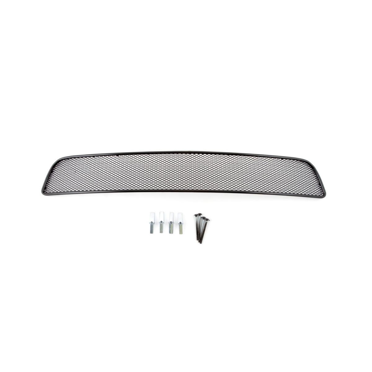 Mesh On Bumper External For Chevrolet Cruze 2009-2013, Black, 10mm (Chevrolet Cruze)