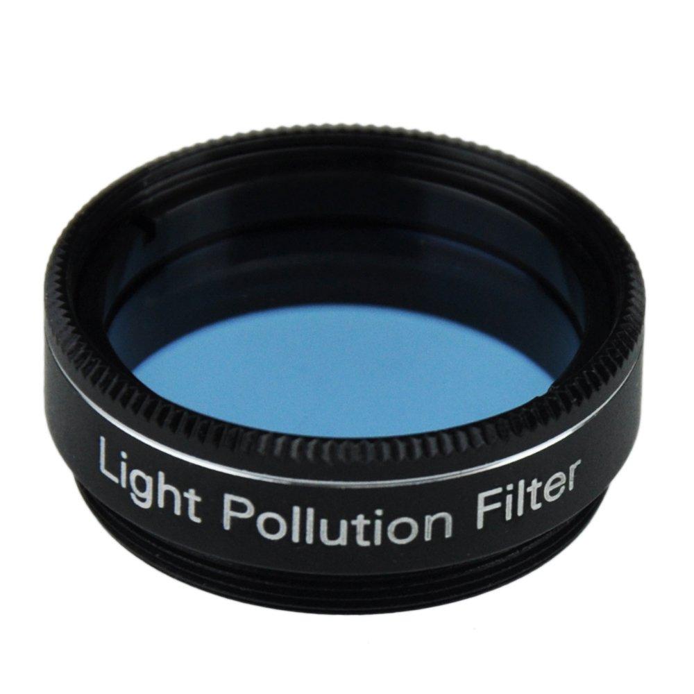 <font><b>Gosky</b></font> 1.25 Inch Light Pollution Filter f