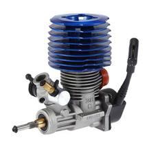 Флюоресцентный двигатель 1/8 метаноловое масло общий флюоресцентная