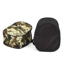 Портативные мини сумки для рыбалки сумка рыболовных катушек