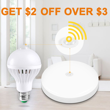 Modern PIR Motion Sensor LED Ceiling Lamps 12W 18W Ceiling Lights For Stairs E27 LED Lamps 5W 7W 9W LED Bulb Sensor For Corridor cheap NoEnName_Null 15~20 10-15square meters Kitchen Dining room Bed Room ROHS 110-220V None Ironware + Acrylic LED Bulbs Daily Lighting