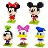 Disney building blocks cervello gioco building blocks Mickey Minnie blocchi assemblati Animal building blocks regalo a sorpresa