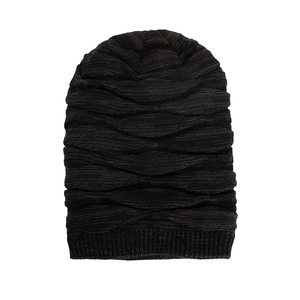 Image 3 - TOHUIYAN Crochet Beanie Hat For Men Slouchy Autumn Winter Hats Fashion Skull Knitted Cap Hip Hop Thick Warm Caps Baggy Women Hat