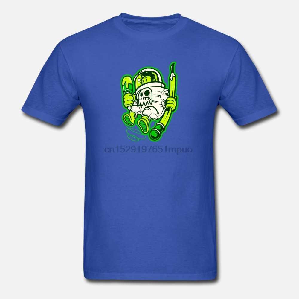 Männer t shirt Astronot t-shirts Frauen-t-shirt