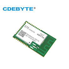 Ebyte E75-2G4M10S JN5169 2.4GHz ZigBee Module IoT Ad Hoc Network 10dBm 512kb Flash 32bit RISC CPU PCB IPEX SMD RF Transmitter