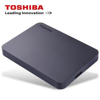 Toshiba A3 V9 External Hard Drive Disk 500GB 2.5 Inch USB 3.0 Hard Disk Original Toshiba HDD 500GB  For Laptop Desktop Pc