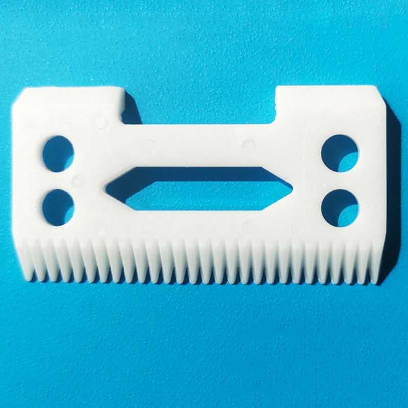 למעלה מכירה 30 חתיכות 28 שיניים Zirconia קרמיקה גוזז להב עבור וואהל בכיר גוזז