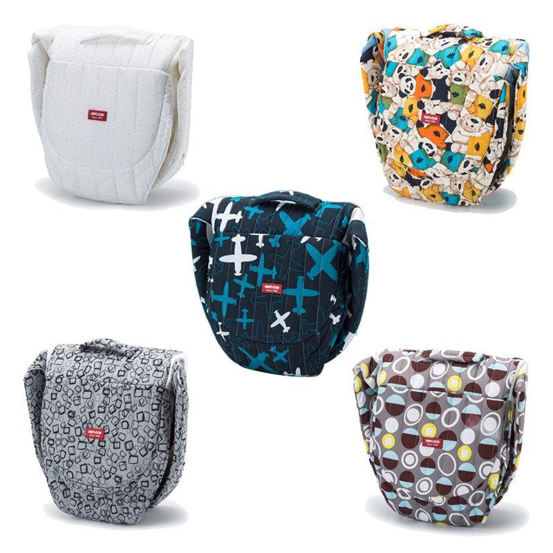 Newborn Folding Mobile Crib Multi-function Baby Travel Cot Bed Portable Infant Mattress Children Nest
