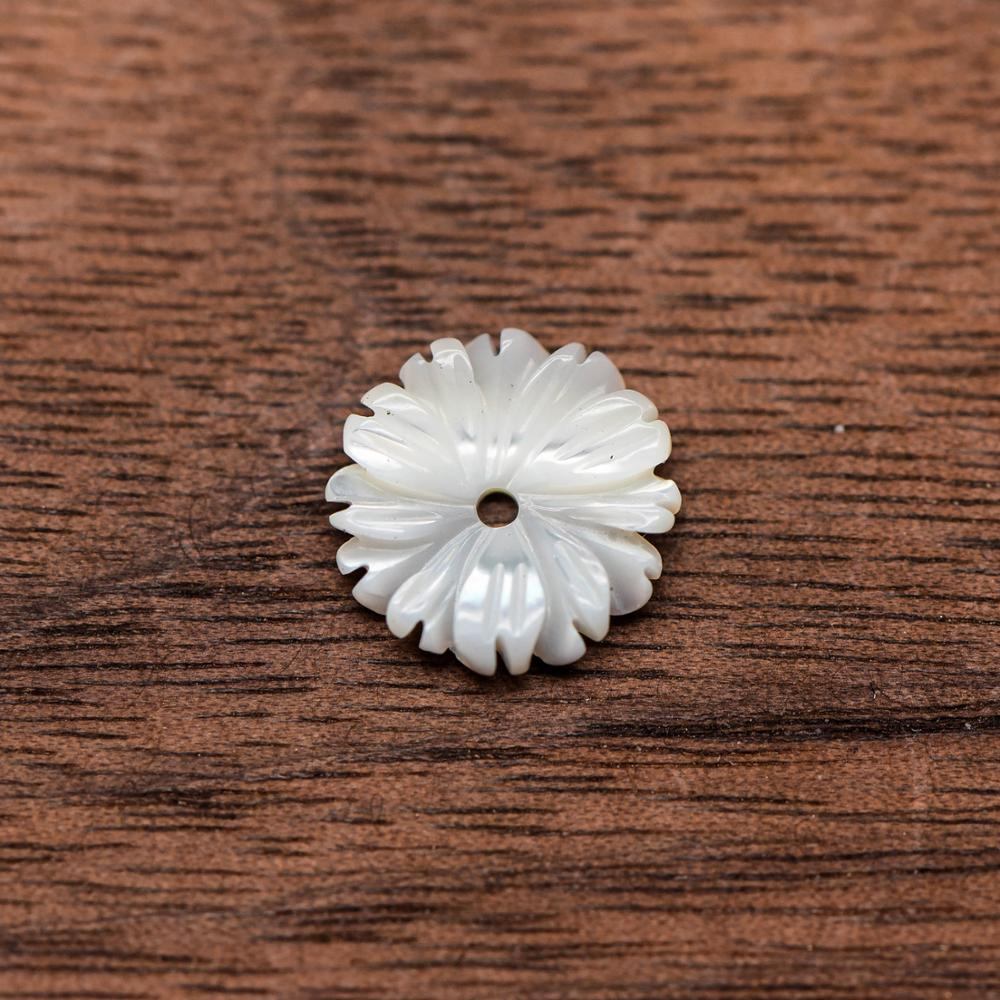 10pcs White Mother Of Pearl Flowers 10mm 12mm Center Drilled Carved Mop Shell Daisy Flower Beads V1026 Beads Aliexpress She also remarks of a question box she had when she was. aliexpress