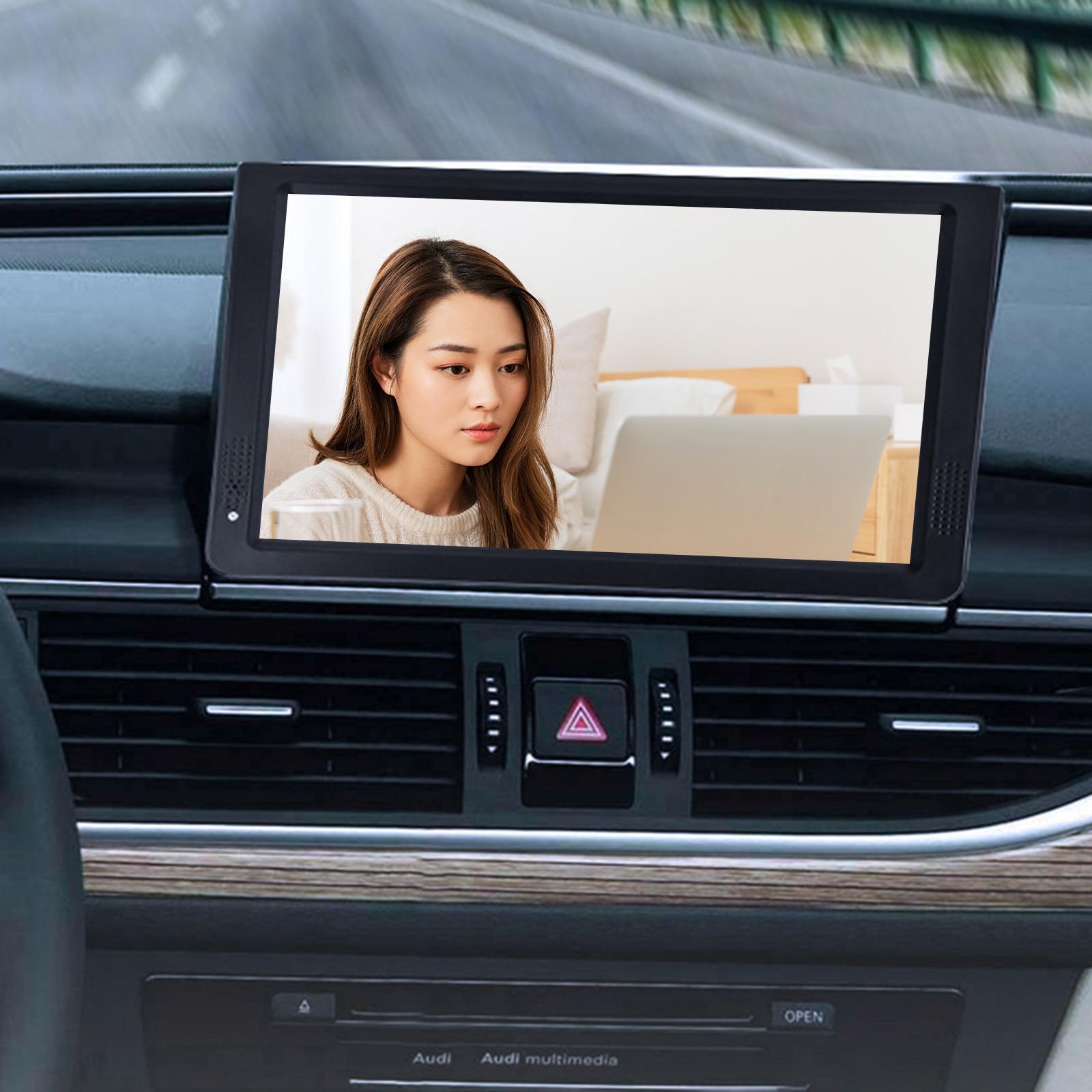 9 Inch HD Portable Digital TV DVB-T2 ATSC ISDB-T TDT Analog Mini Small Car Television Support USB SD Card MP4 AC3 17