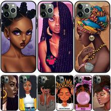 Afro Girls Black Women Art Case FOR iPhone