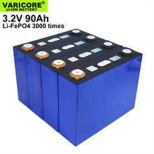 Lifepo4-Battery Lithium-Iron 90000mah Varicore Can 4PCS 12V Can-Form Phospha