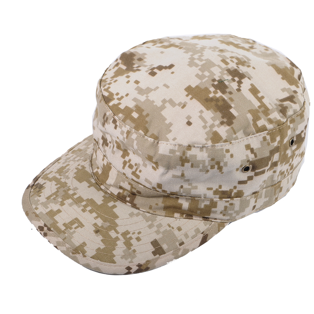 Hunting Camouflage  Fishing Camo Military Tactics Men Baseball Cap Army Sun Hat