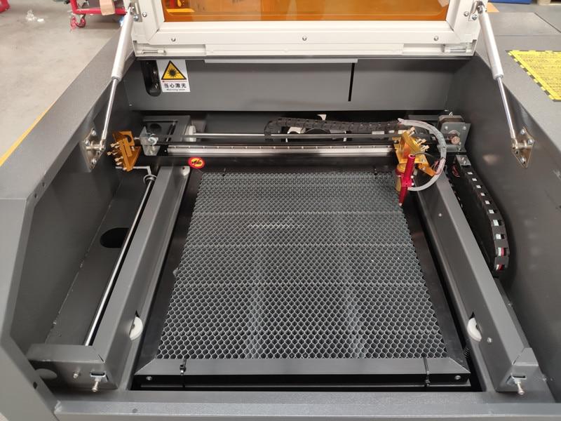 Freies Verschiffen DSP HCZ co2 laser 4040 laser gravur cutter maschine laser kennzeichnung maschine mini laser cnc router diy