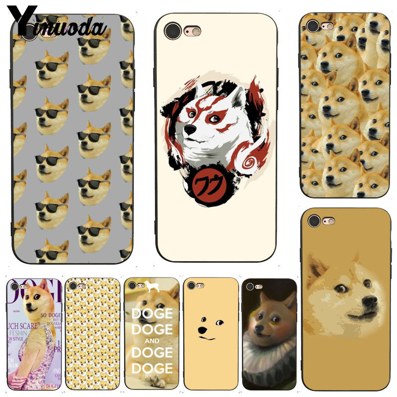 cover iphone 6 doge