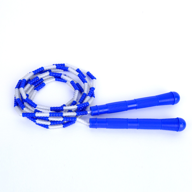 PVC Ye Guang Zhu Pattern Hundred Section Jump Rope Soft Pattern Jump Rope Young STUDENT'S Game With Jump Rope