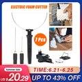 3 In 1 Electric Styrofoam Cutter Pen 18W DIY Handle Foam Electric Cutting Machine Kit Foam Cutting Hot Heating Wire
