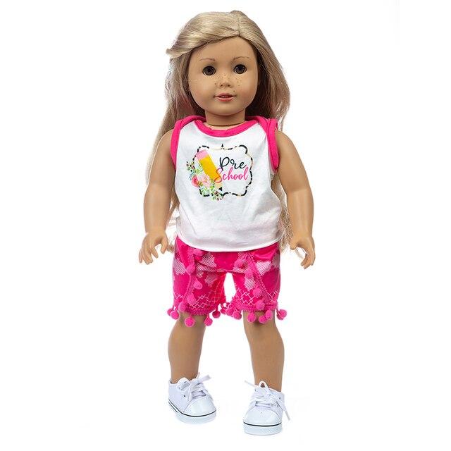 Купить одежда для новорожденных подходит 18 дюймов 43 см ухода за ребенком