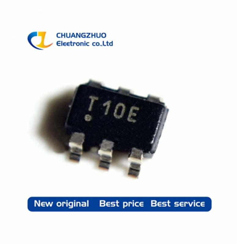 10pcs/lot New Original ATTINY10-TSHR T10E MCU 8BIT 1KB FLASH SOT23