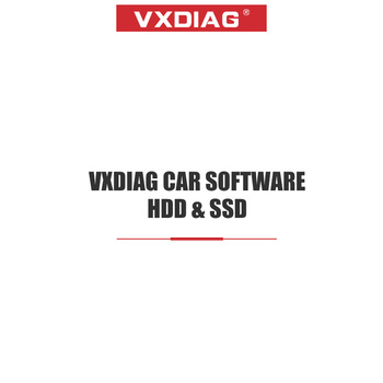 VXDIAG VCX Car accessories Newest Software 2TB SSD for BMW DAS/XENTRY for Benz MB Star Diagnostic tool For ODIS 6154 Hard disk image