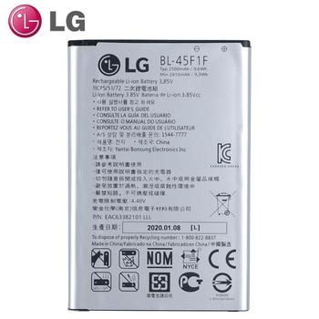 цена на Original LG BL-45F1F Battery for LG k8  (2017 version K8)  K4 K3 M160 LG Aristo MS210 2410mAh X230K M160 X240K LV3
