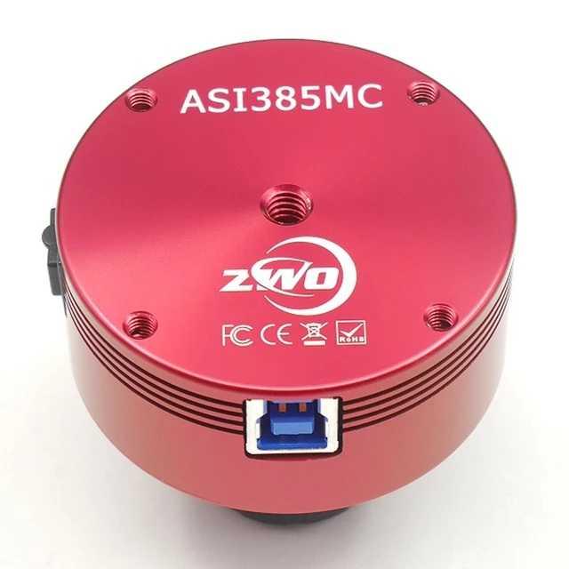 Камера ZWO ASI385MC (цвет) ASI 385 MC ASI 385MC ASI385 MC 385MC
