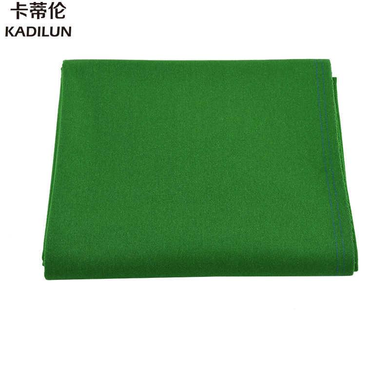 1,95 М широкий KADILUN высокое качество бильярдные аксессуары ткань для бильярдного снукера/Войлок для бильярдного стола