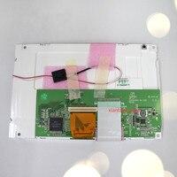 Pantalla LCD interna con control industrial de 5 7 pulgadas