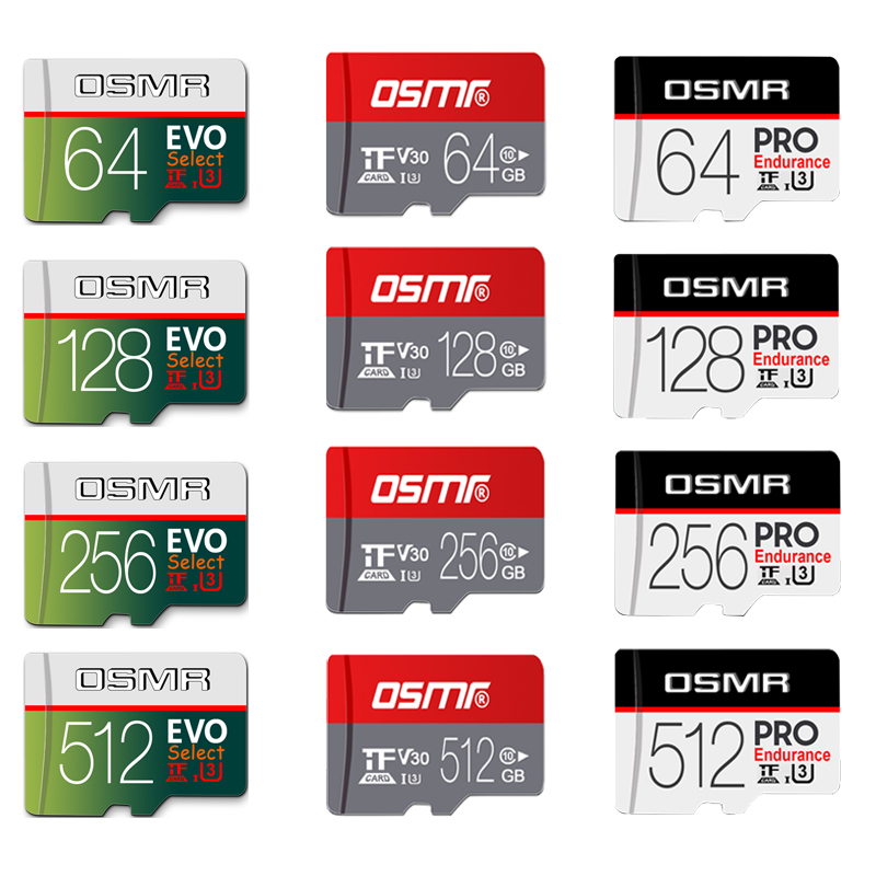 Z467 Micro Sd 16gb Class 10 8gb 32gb SD Cards High Speed U3 A1 V30 64GB 128GB Lot Tf Card Top Quality Memoria Microsd Card