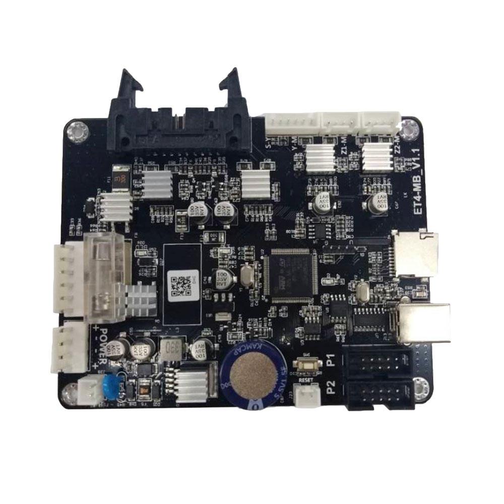 controle anet 24v et4 a4988 controle mainboard ultral silencioso tmc2208 et4 pro atualizacao para et4 et4