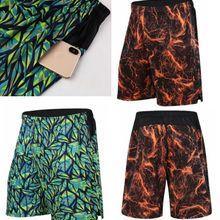 Повседневные шорты с карманами на молнии, удобные мужские домашние модные пляжные волейбольные шорты на открытом воздухе