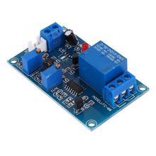 цена на Detection Module Light Control Switch Adjustable Delay Photoresistor Relay Module  Light Detection Sensor