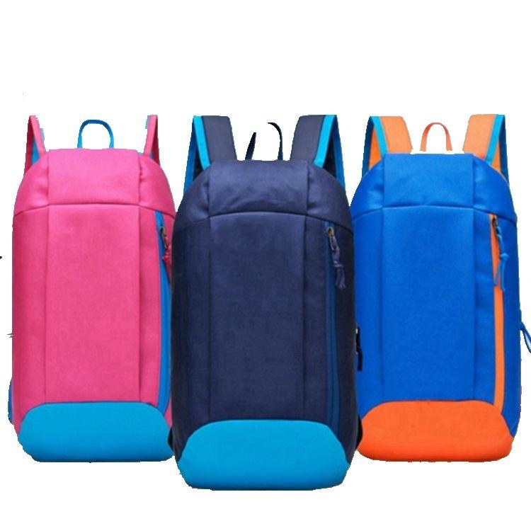 Waterproof Sport Backpack Small Gym Bag Women Pink Outdoor Luggage For Fitness Travel Duffel Bags Men Kids Children sac de Nylon