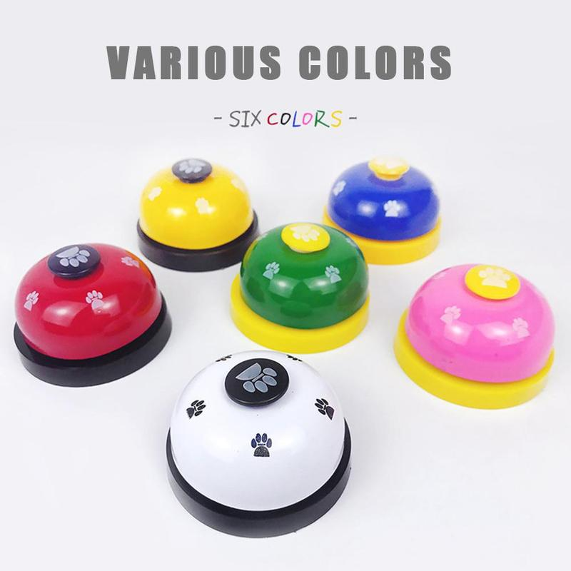 Pet Bell Supplies Trainer Bells Wholesale Training Dog Cat Training Dog Equipment Training High Dogs Toys Quality G4R3-2