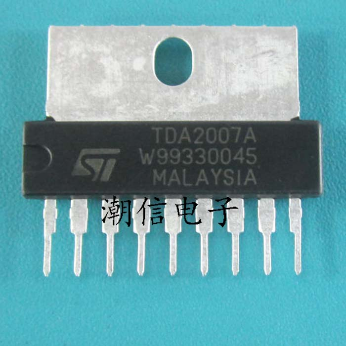 <font><b>TDA2007</b></font> TDA2007A audio power amplifier image