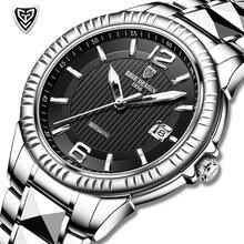 Lige мужские/мужские часы Лидирующий бренд Роскошные автоматические/механические/роскошные