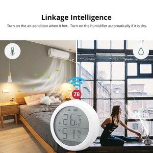 Image 3 - チュウヤジグビー温と湿度センサー液晶画面表示