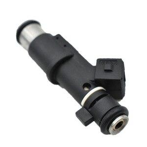 Image 5 - 4PCS Neue Benzin Kraftstoff Injektoren Für Peugeot 206 307 406 Für Citroen C4 C5 C8 Evasion Jumpy Xsara 2,0 1984E2 01F003A