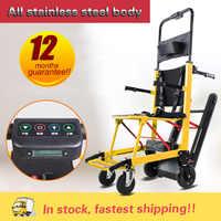 Neue design leichte stuhl lift elektrische treppen klettern power rollstühle für behinderte