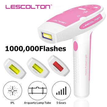 Lescolton 1000000 IPL Hair Removal machine laser Epilator Permanent hair remover electric face Rejuvenation Armpit Bikini T006