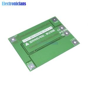 Image 2 - 3S 40A Li Ion Batteria Al Litio Caricabatterie Lipo Cellulare Modulo Pcb Bms Bordo di Protezione per Il Motore Del Trapano 12.6V con equilibrio