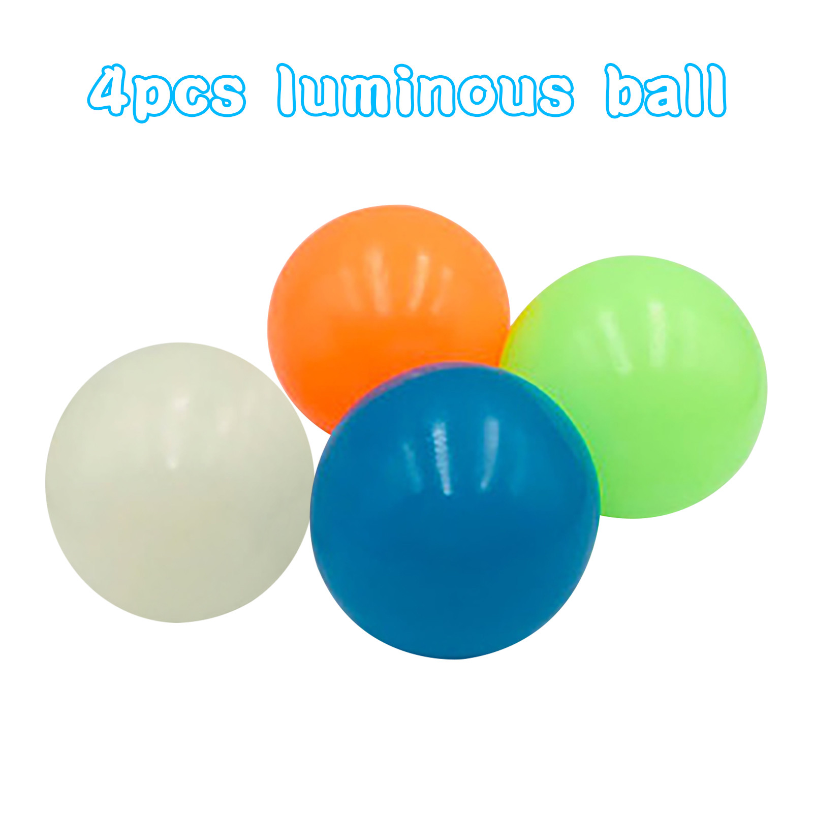 Kids Gift Stick Fidget-Toy Wall-Ball Xmas-Sticky-Target-Ball Squash Decompression Stress-Relief img3