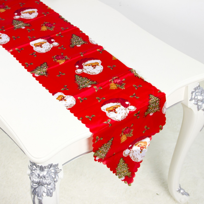 EmbroideredWedding Table Decoration Christmas Table Runners Table Runner Christmas Decorations