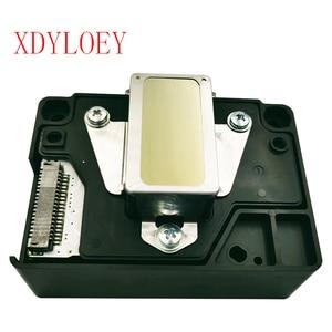 Image 4 - Печатающая головка F185000, печатающая головка для Epson ME1100 ME70 ME650 C110 C120 C10 C1100 T30 T33 T110 T1100 T1110 SC110 TX510 B1100 L1300